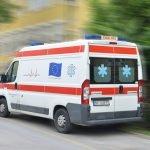 Teška saobraćajka u Beogradu: Muškarac hitno prevezen u Urgentni centar