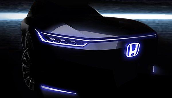 Honda sprema IZNENAĐENJE u Pekingu, tizer najavljuje nov električni model