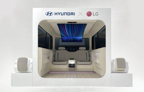 Roboti, veliki TV i drugi gedžeti: Hyundai budućnosti nudi VEĆI KOMFOR nego nečija kuća