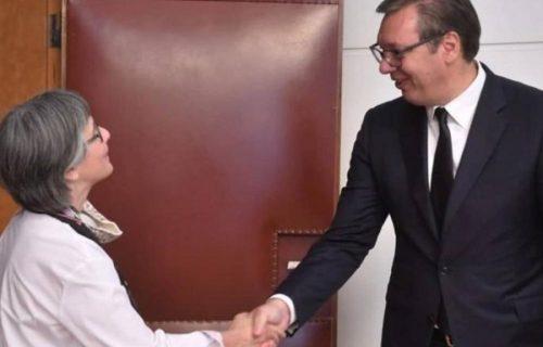 VUČIĆ sa Meklaudovom: Prijem za ambasadora Ujedinjenog Kraljevstva! (FOTO)