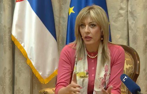 Jadranka Joksimović ne da fotelju! Na sav glas TVRDI da ako ne bude ministar Srbija nikada neće ući u EU