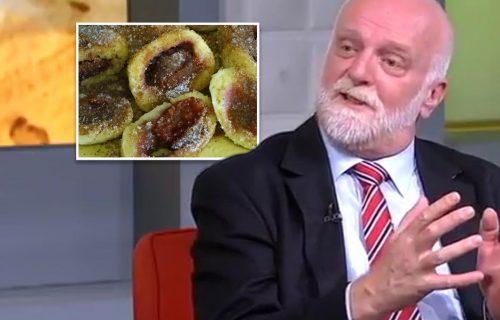 """Poznati lingvista o nazivima popularnih jela: """"Srbi, ne raspravljajte se kaže li se KNEDLE ili GOMBOCE!"""""""