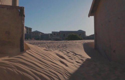 Peskoviti Kolmanskop: Grad duhova koji je nekada bio MODERAN, a sada ga je PROGUTALA pustinja (VIDEO)