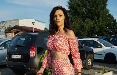 Nakon UDARACA i demoliranja auta, Ljupka se ne zaustavlja: Pozvala je Simketovu ženu i poručila joj OVO!