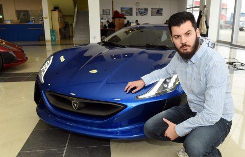 POSAO IZ SNOVA: Ako preuzme Bugatti, Mate Rimac imaće višestruku dobit (VIDEO)