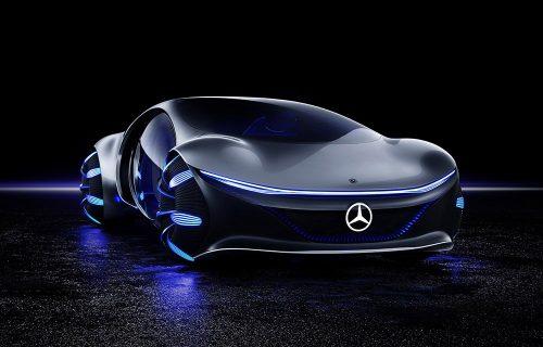 Mercedes s KRLJUŠTIMA u akciji! Savršenstvo ostavlja bez daha (VIDEO)