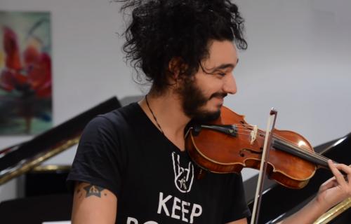 Održao koncert u Kolarcu: Nemanja Radulović ponovo opčinio Beograd
