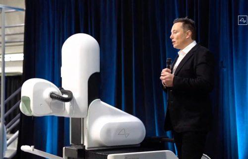 Robot od 2,5 metra ugrađuje čipove u ljudski mozak, ima kamere, senzore i SPECIJALNU iglu (VIDEO)