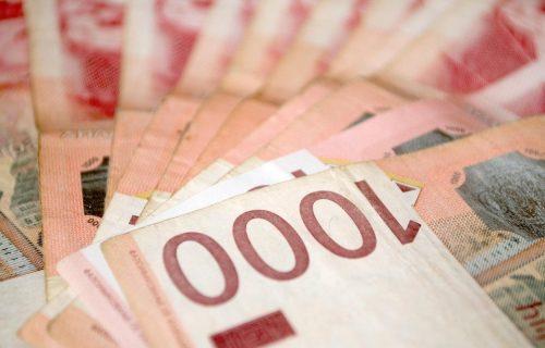 Zvaničan kurs dinara: Evo koja je danas cena jednog evra