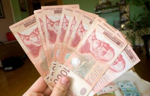 Sutra zaposlenima u Srbiji na račun leže 10.000 dinara: Pogledajte da li ste među njima