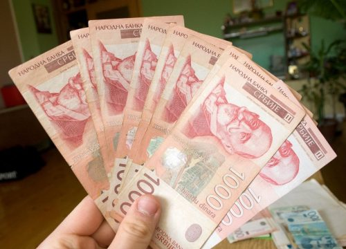 Koliko danas košta evro? NBS objavila kurs dinara