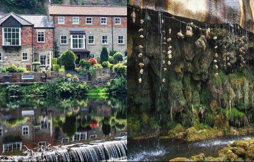 Tajna najstarije turističke atrakcije Engleske: Pećina u kojoj voda sve što dotakne pretvara u kamen