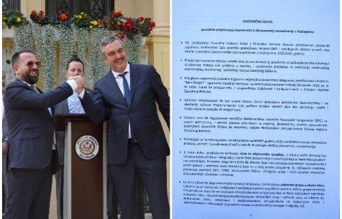 Ovako izgleda VAŽAN DOKUMENT koji je danas potpisan u Beogradu! Evo šta tačno piše u njemu (FOTO)