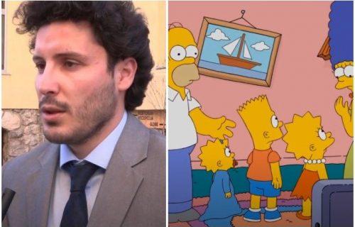 Albanski četnik se još ODAVNO POJAVIO u Simpsonovima! Sličnost je šokantna, sve su već predvideli (FOTO)