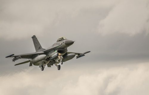 Ratni avion, F 16