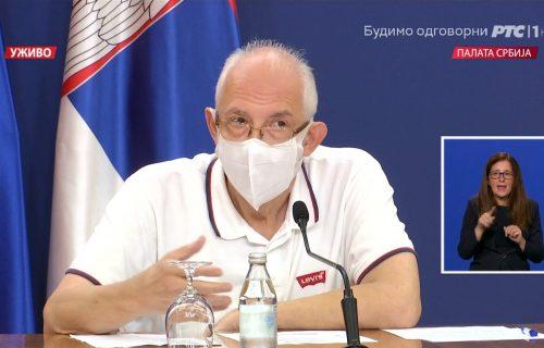 Krizni štab razmatra uvođenje ZABRANE KRETANJA! Dr Kon: Nije isključeno ni vanredno stanje, zabrinuti smo