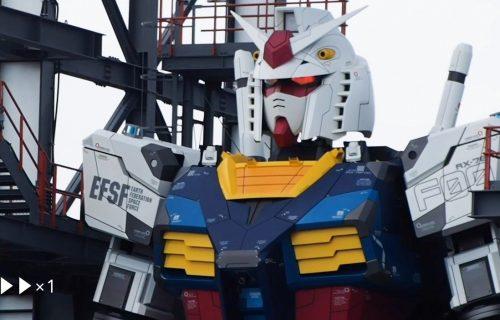 Japanci imaju NAJVEĆEG robota na svetu! Grdosija od 25 tona napravila prve korake (VIDEO)