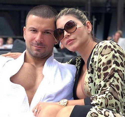 Sve je prštalo od luksuza: Kolumbijka se hvalila dobrim životom sa Strahinjom (FOTO)
