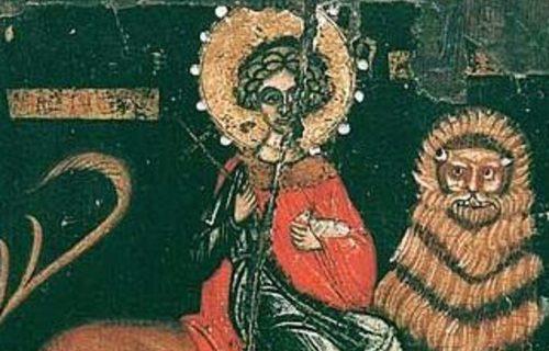 Danas su VERNICI u strahu i mole se Svetom Mamantu! Od njegove svetosti i divlje zveri su se pitomile