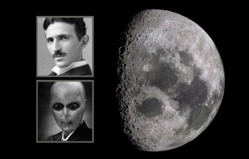 Teslinom letelicom stigli smo na Mesec, tamo živi 250 miliona stanovnika! Bivši pilot CIA šokirao svet