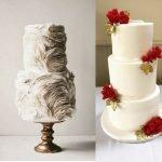 Kakva KREATIVNOST! Mladenačke TORTE koje su lepotom zasenile i sama venčanja (FOTO+VIDEO)