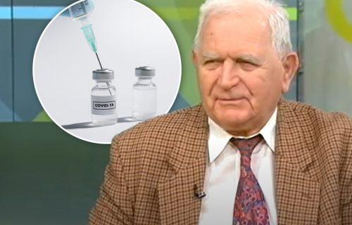 """""""Primio bih RUSKU, pre nego kinesku VAKCINU, samo ako bude bilo izbora"""": Srpski epidemiolog o cepivu"""