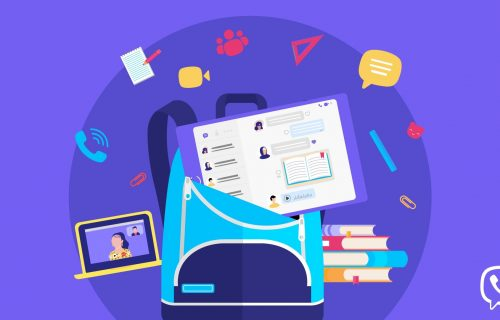 Otkrivamo Viber novitete koji će POMOĆI deci i roditeljima u novoj školskoj godini (VIDEO)