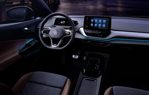 Volkswagen sprema premijeru električnog ID.4 i otkriva izgled unutrašnjosti (FOTO)