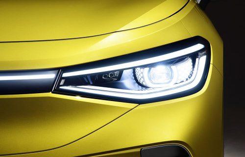 Svetla mu daju KARAKTER: Novi tizer uoči premijere Volkswagena ID.4 (VIDEO)