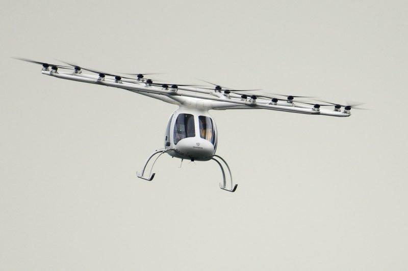 Nemački Volocopter prima rezervacije za PRVI LET njihovim taksijem, ali postoji caka (VIDEO)