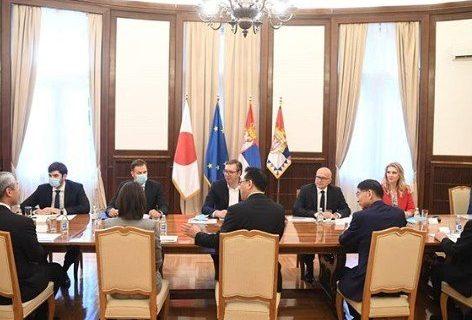 Stižu nove investicije u Srbiju! Vučić se sastao sa predstavnicima Nideka (FOTO)