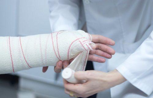 Britanski naučnici razvijaju ČUDESAN zavoj koji LEČI prelome i frakture