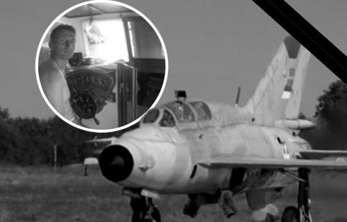 Ovo je pilot koji je poginuo kod Malog Zvornika: Zvonko nastradao nakon što je nadleteo PORODIČNU KUĆU