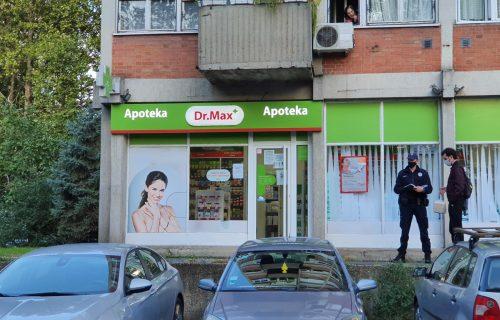 UHAPŠEN razbojnik u Lajkovcu: Nožem NAPAO apotekarku i oteo novac!
