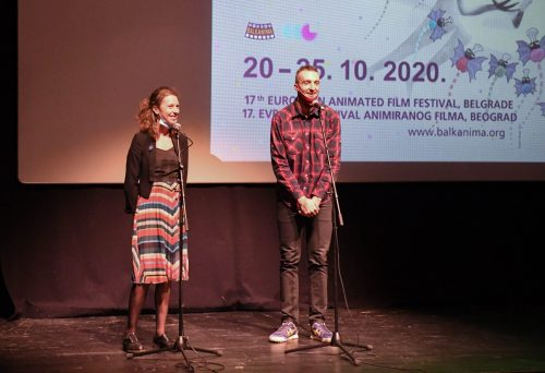 Otvoren Balkanima festival: Selektori za Objektiv govore o nepoznatom svetu animacije (FOTO)