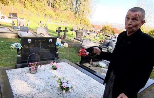 """Marko iskopao očev GROB i sledio se prizorom: Njegova agonija traje 13 godina - """"napravljen sam BUDALOM"""""""