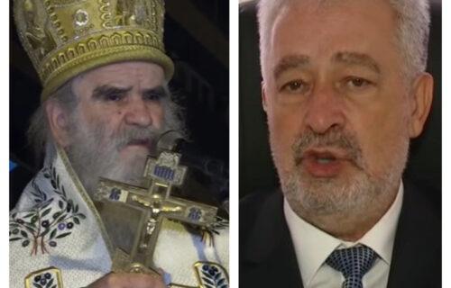 """""""Nije nas ostavio ni u jednoj BORBI"""": Krivokapić pozvao građane da mu se pridruže u molitvi za Amfilohija"""