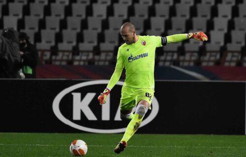 A, ko bi drugi nego Milan Borjan: Zvezdin golman je najbolji u Ligi Evrope!