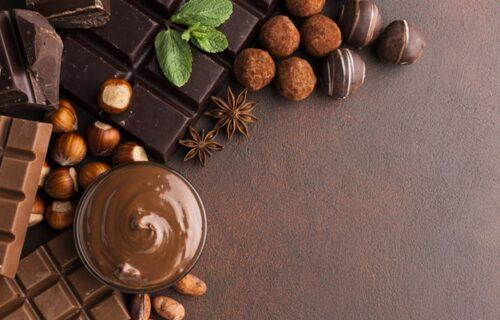 Znamo da je čokolada zdrava, ali da li znate kako sve može da vam NAŠKODI?