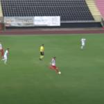 Kakav GOL fudbalera Vojvodine: Golman nije mogao ništa PROJEKTILU sa 35 metara (VIDEO)
