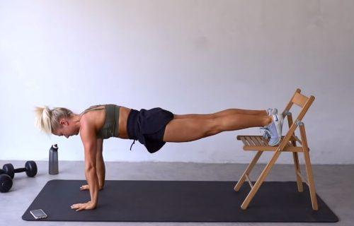 50 sekundi vežbanja, 10 sekundi odmora, pa da vidimo koliko možete da izdržite (VIDEO)