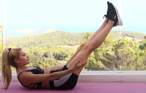 Nekako morate da počnete: Upustvo za početnike, 10 minuta vežbi za trbušnjake (VIDEO)