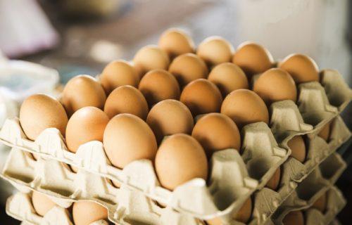 Da li su se cene promenile? EVO koliko koštaju jaja u prodavnicama i na pijacama uoči Vaskrsa