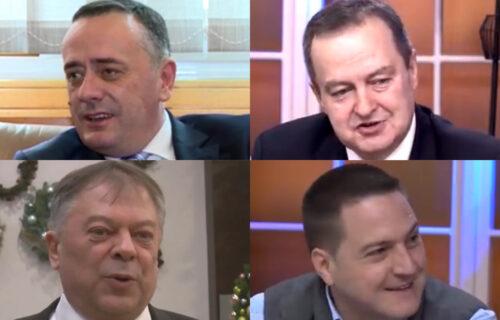 OTKRIVAMO: Ružiću prosveta, Tončev ministar, a Antić šef velikog javnog preduzeća