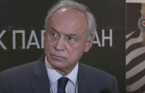 Vučelić skinut sa respiratora: Predsednik Partizana STABILNO, uskoro se očekuje da napusti bolnicu