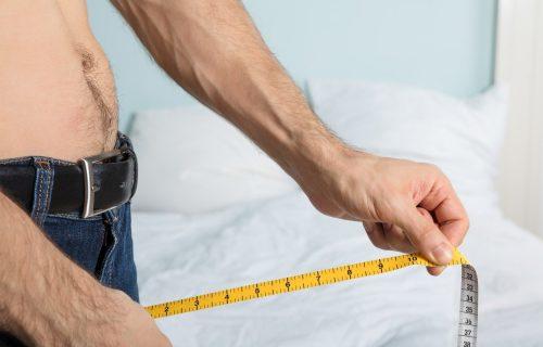 Konačno, istina: Izmerili su 15.520 muških polnih organa i utvrdili koliko je ZAISTA dug prosečan PONOS
