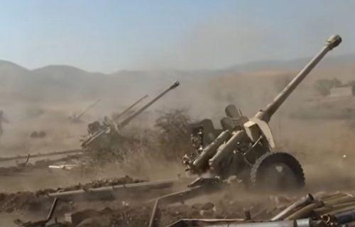 Žestoka BORBA na jugu zemlje: Jermeni zaustavili ofanzivu Azera, oboren avion