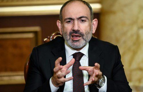 Haos nakon poraza u RATU: Predsednik Jermenije UDARIO na premijera Pašinjana, na pomolu veliki PROTESTI