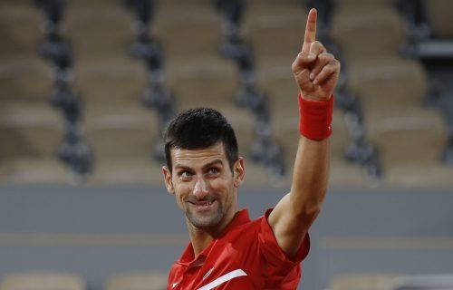 Novak zahvalan jer igra: Sa Filipom sam se šalio, RASPRAVU o najboljem ostavljam drugima, jurim Samprasa!