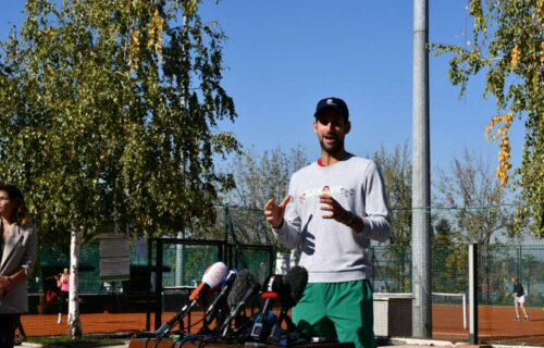 Novak na dva koraka do NOVOG REKORDA: Pobede u Beču mu to garantuju
